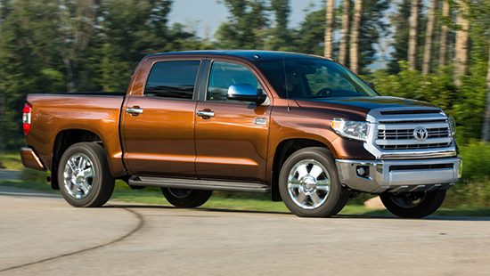 Average Full-Size Pickup Truck Prices Continue Climb to $50k - Kelley Blue Book 2016 Data